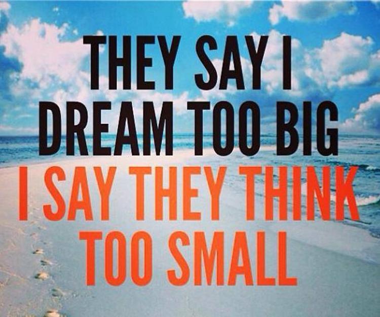 Dream Big Quotes Beauteous Paula Morand Do You Dream Big