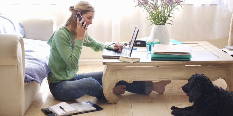 Paula Morand | How to be more efficient when working from home